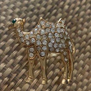 Vintage camels pin